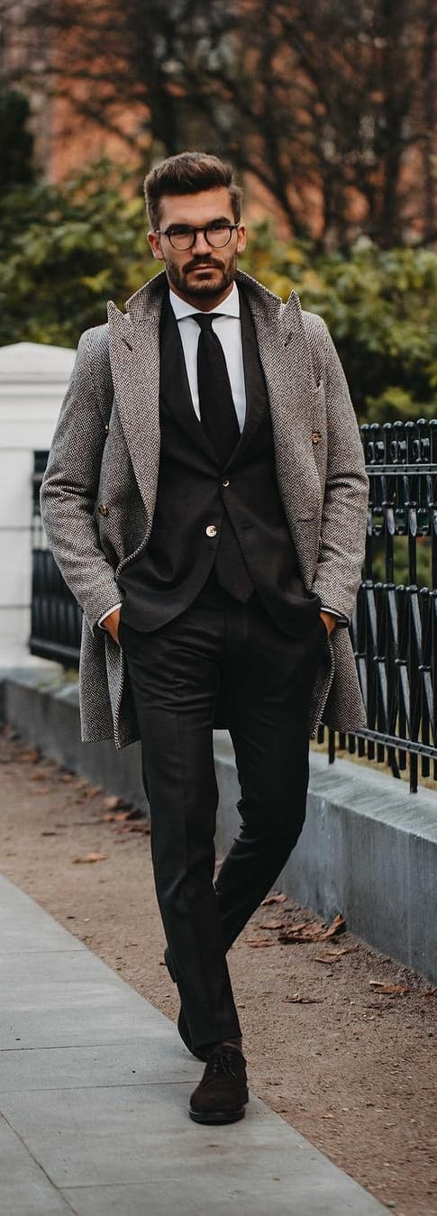 Amazing New Year Outfit Ideas For Men