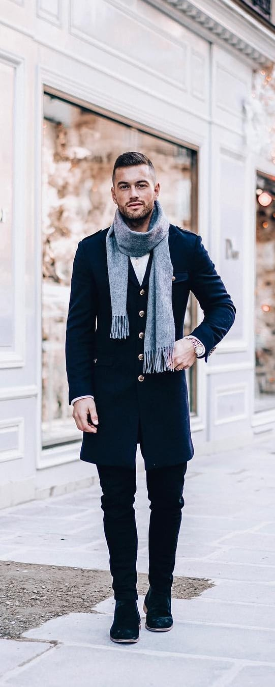 Best Dressed Men Of This Month