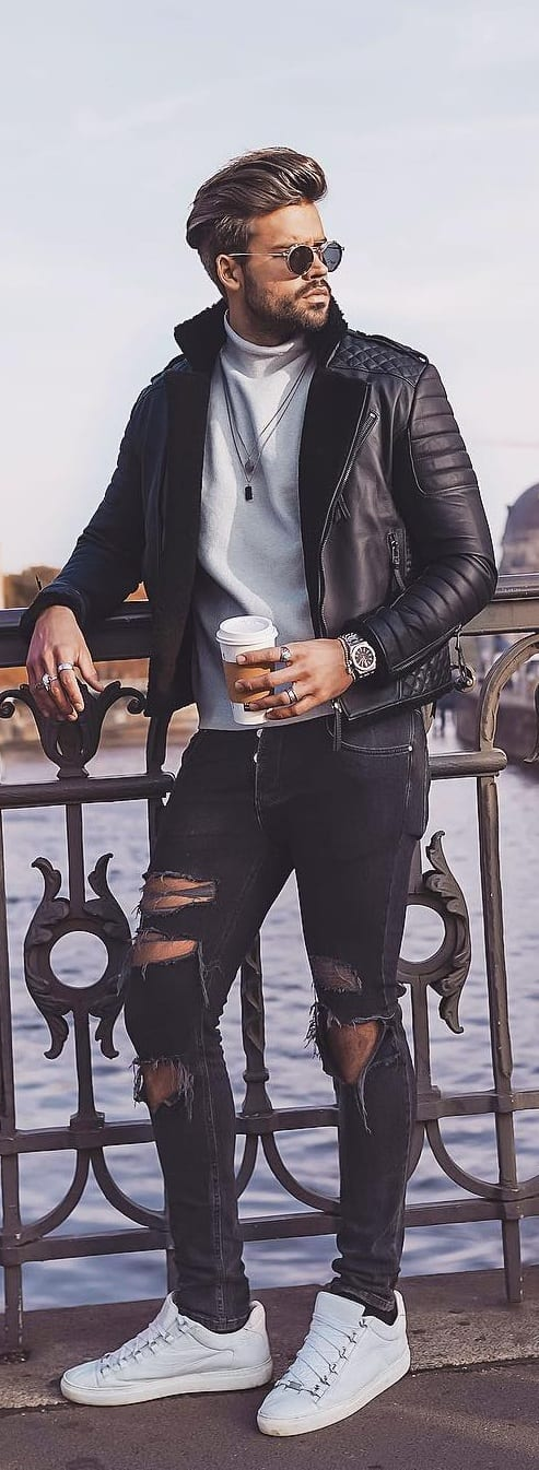 Stunning New Year Outfit Ideas For Men
