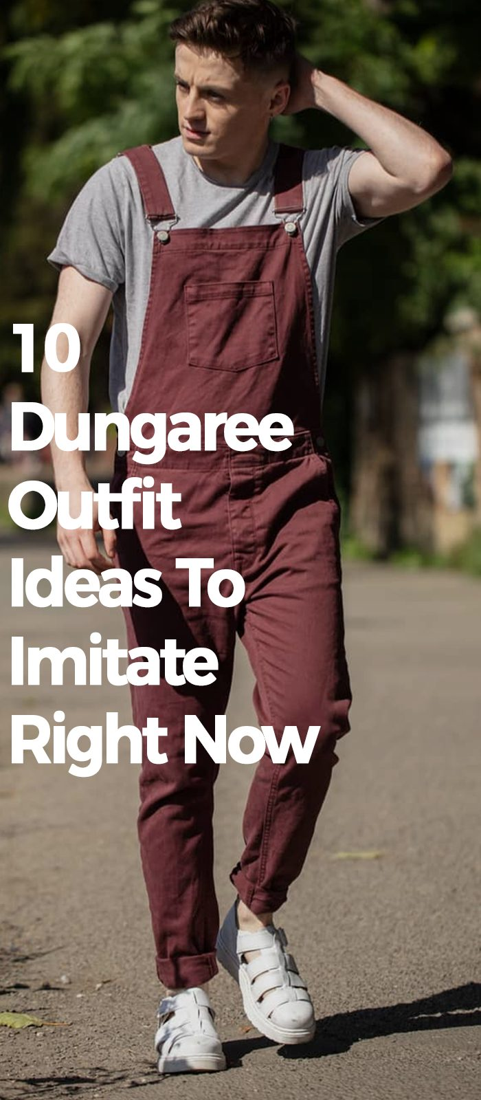 10 Dungaree Outfit Ideas To Imitate Right Now
