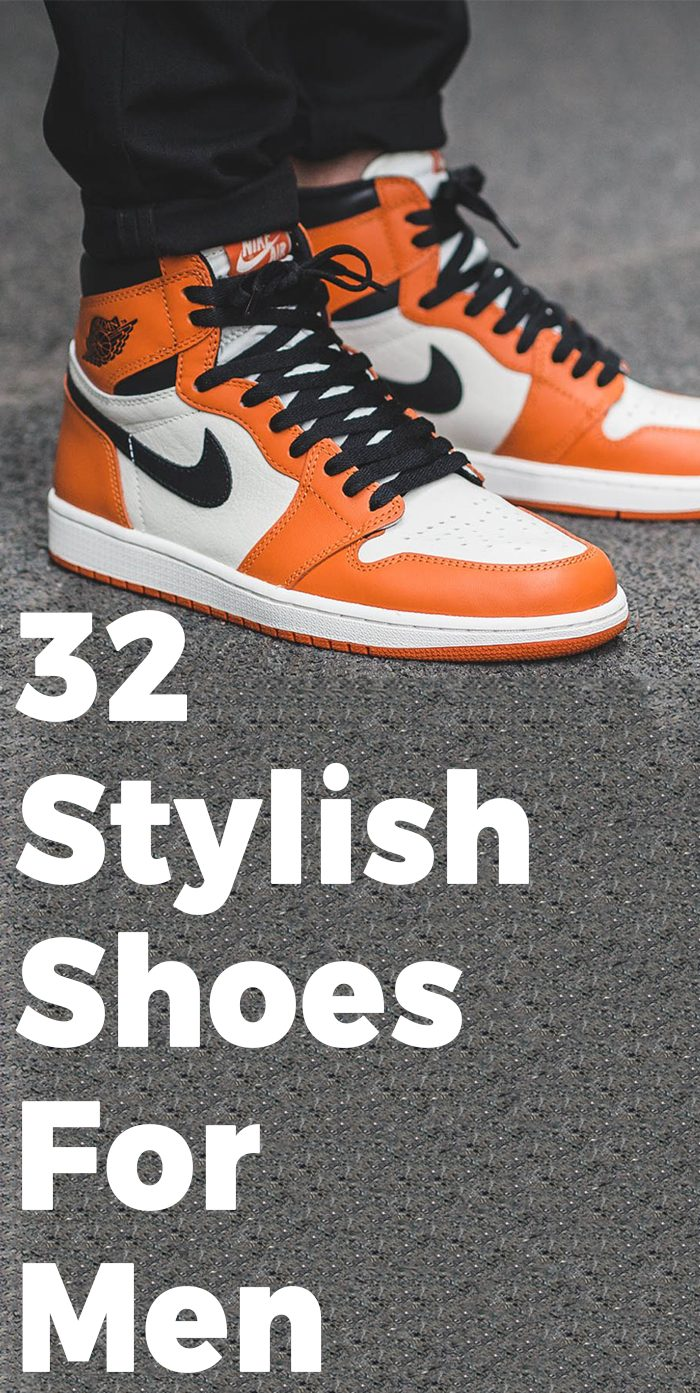 32 Stylish Shoes For Men