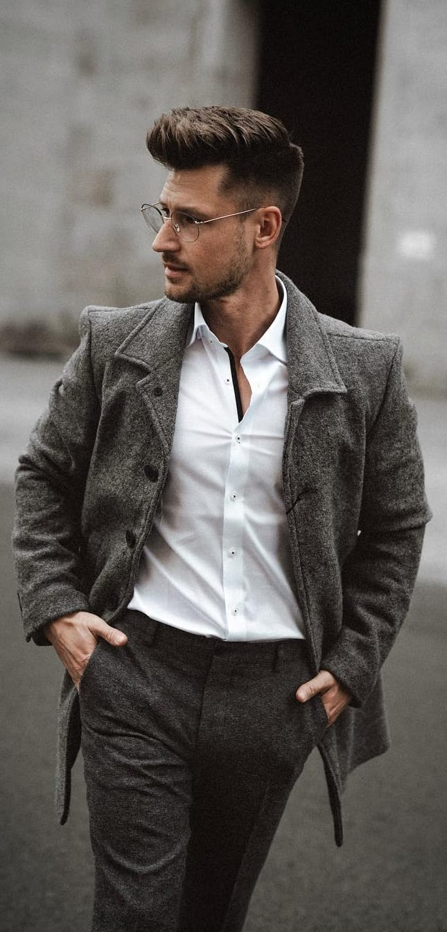 Medium Haircut Ideas For Men