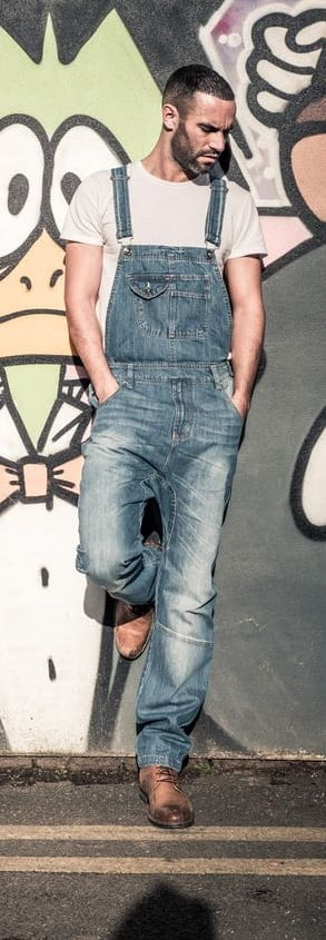 Overalls Outfit Ideas For Men This Year