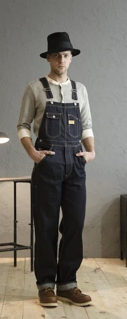 Overalls Outfit Ideas For Men