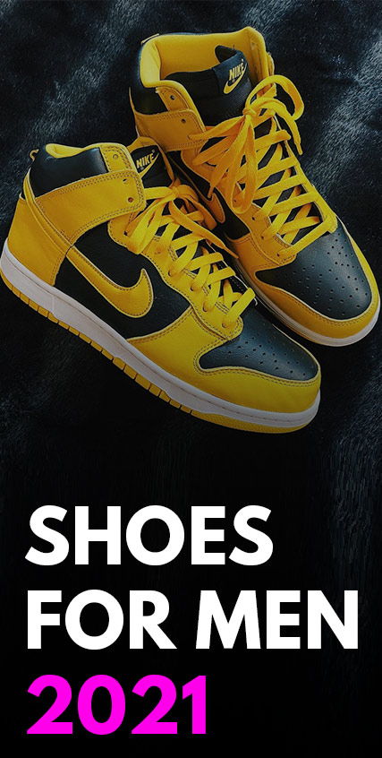 Shoe Trends for 2021