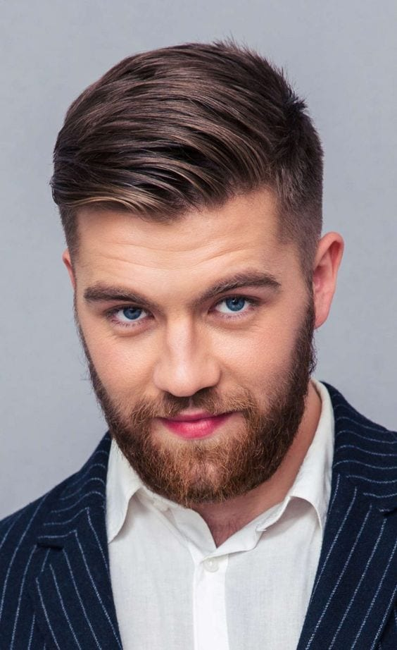 Short Haircut Ideas For Men