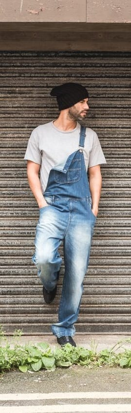 Stunning Overalls Outfit Ideas For Men This Season