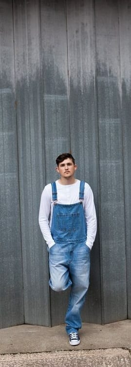 Trendy Overalls Outfit Ideas For Men This Season