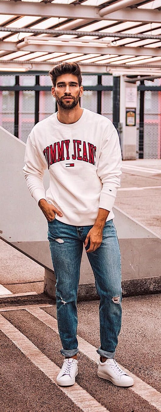 Amazing Casual Outfit Ideas For Men