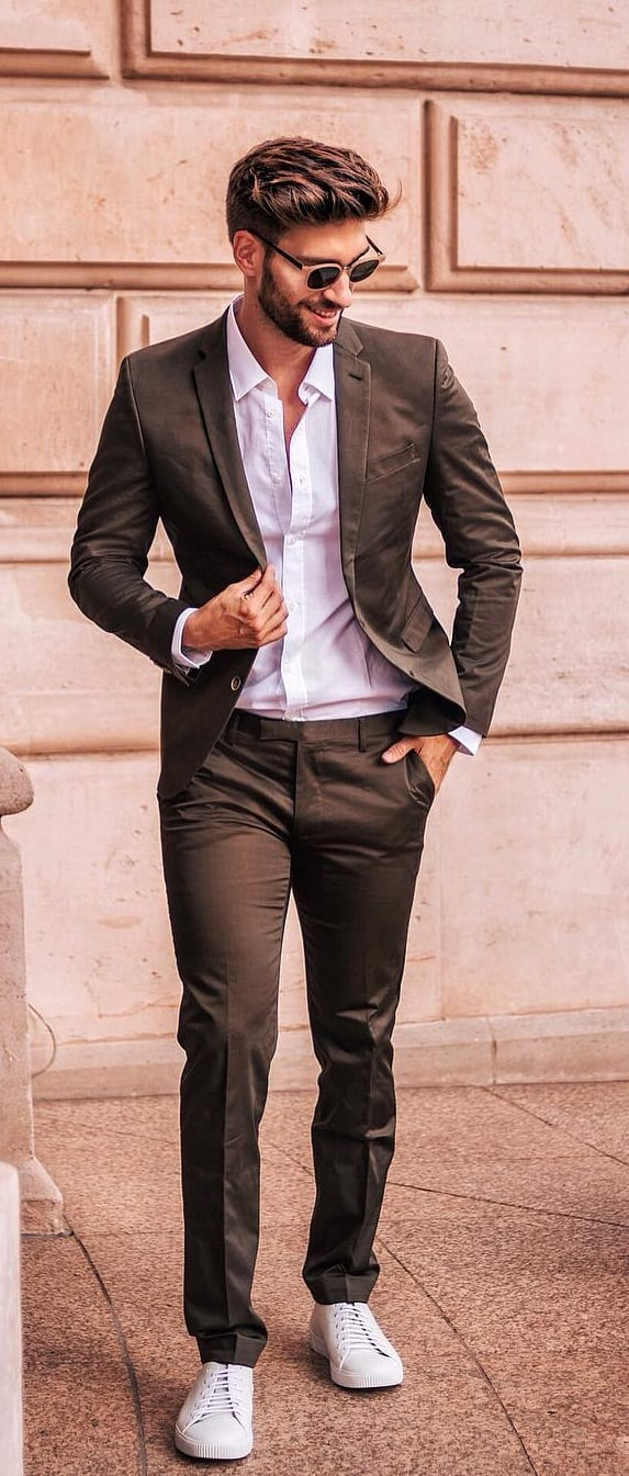 Cool Dress Shirt Outfit Ideas For Men