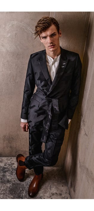 Cool Robe Suit Outfit Ideas For Men To Style