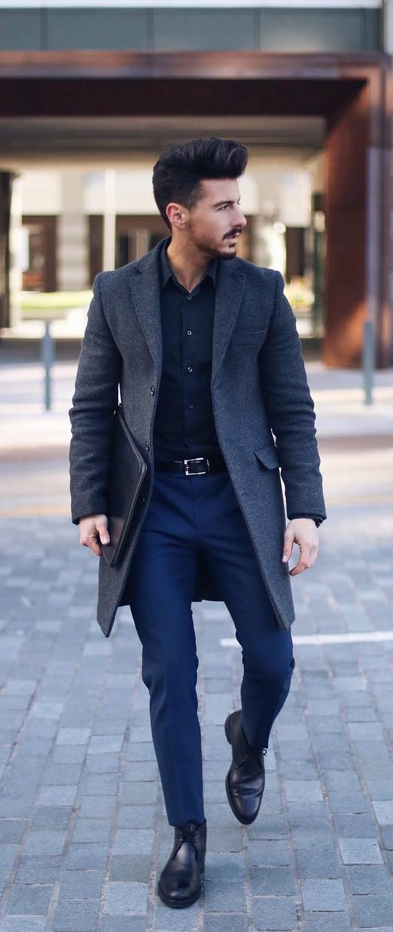 Dress Shirt Outfit Ideas For Men To Style Now