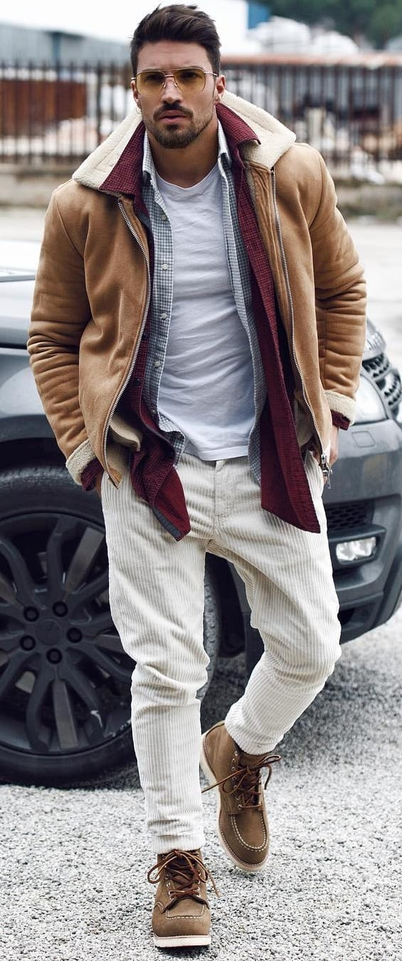 Stunning Street Style Outfit Ideas For Men