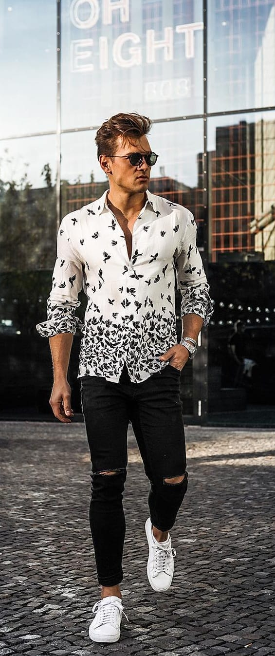 Stylish Casual Outfit Ideas For Men In 2019