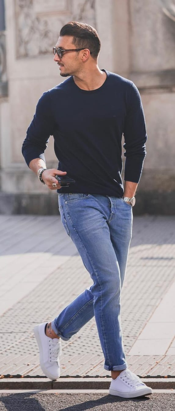 Outfit Ideas Men 2019 Trendy Casual Outfit Ideas For Men in 2019 ⋆ Best Fashion Blog