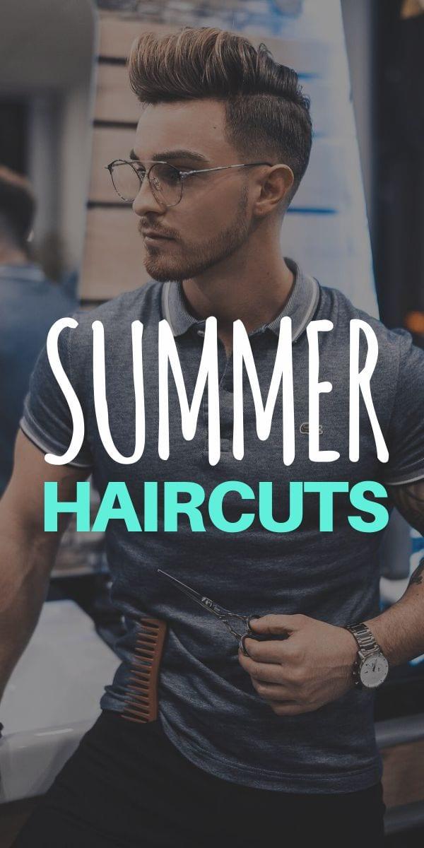 mens summer haircuts images