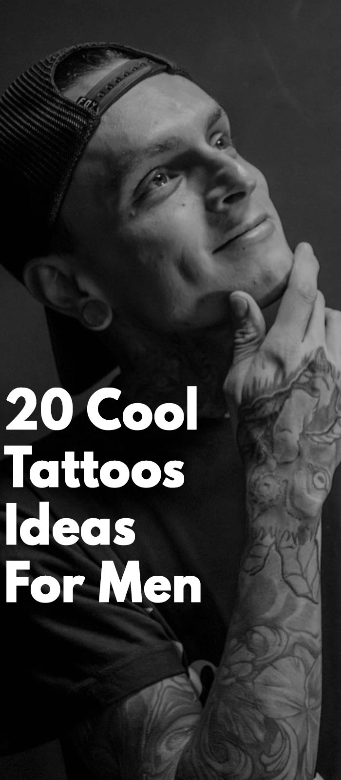 20 Cool Tattoo Ideas For Men
