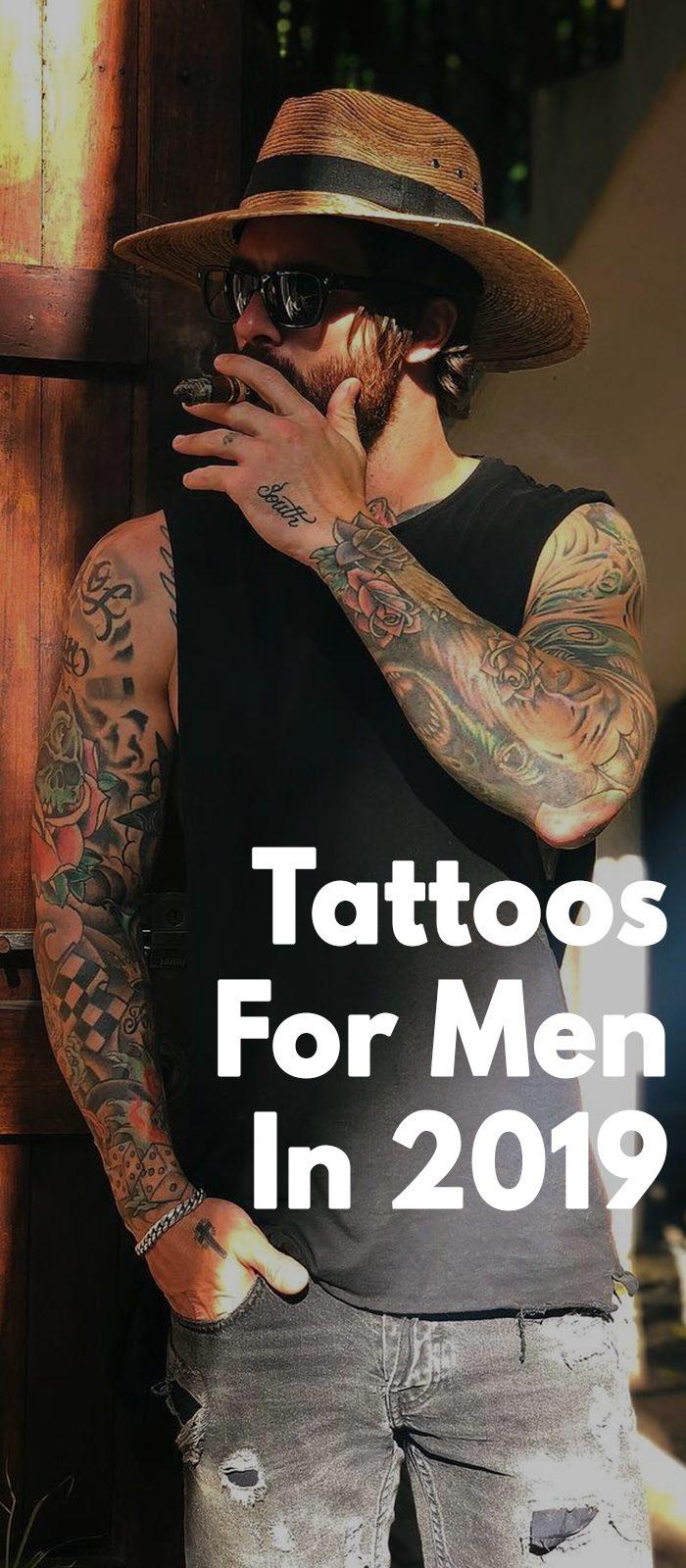 Best Tattoos For Men In 2019