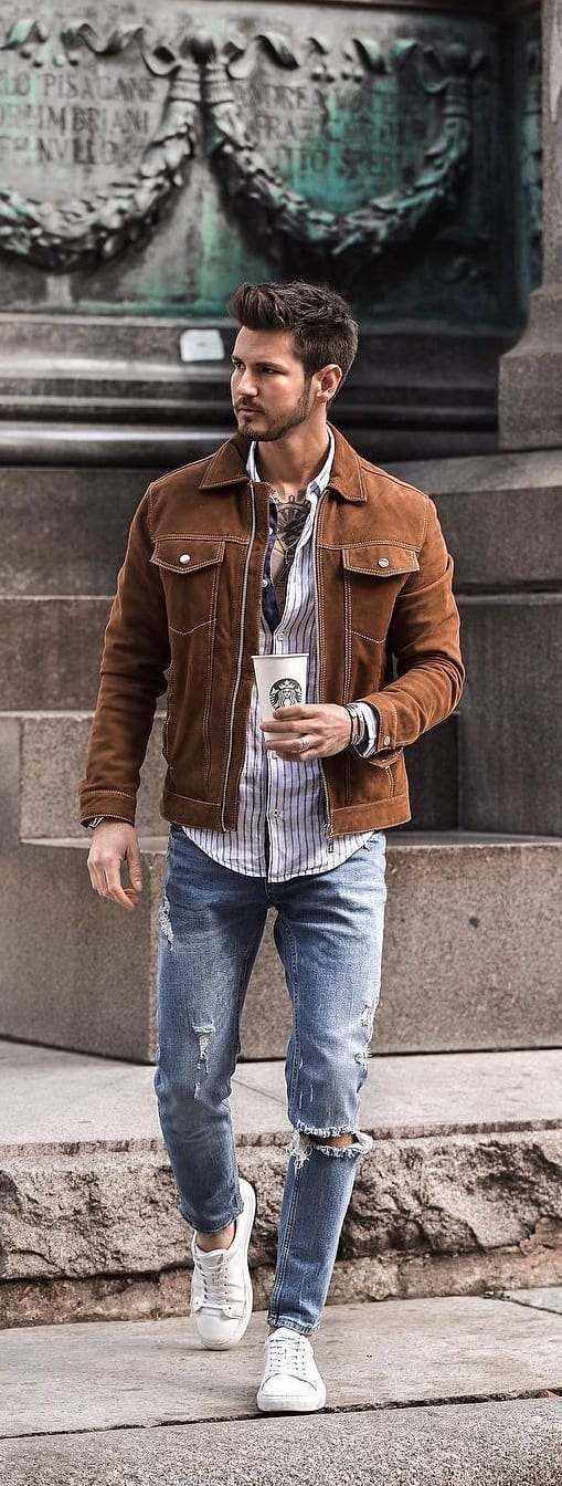 Casual Men's Style 2019