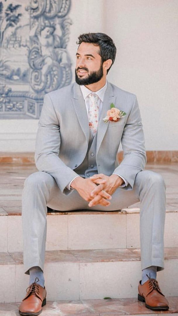 Pastel Suits Outfit Ideas For Men To Try