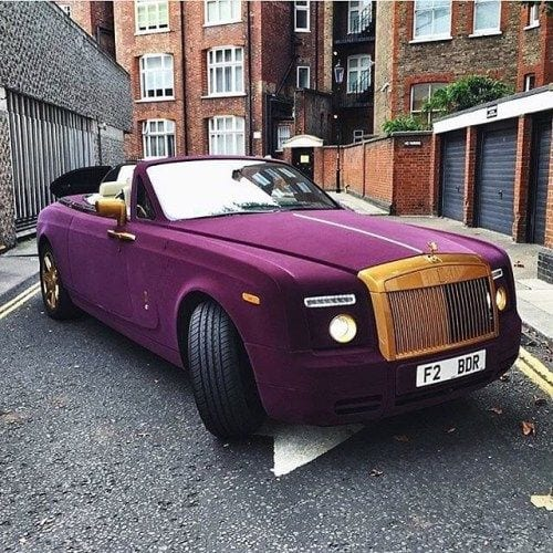 ROLLS ROYCE FOR WOMEN