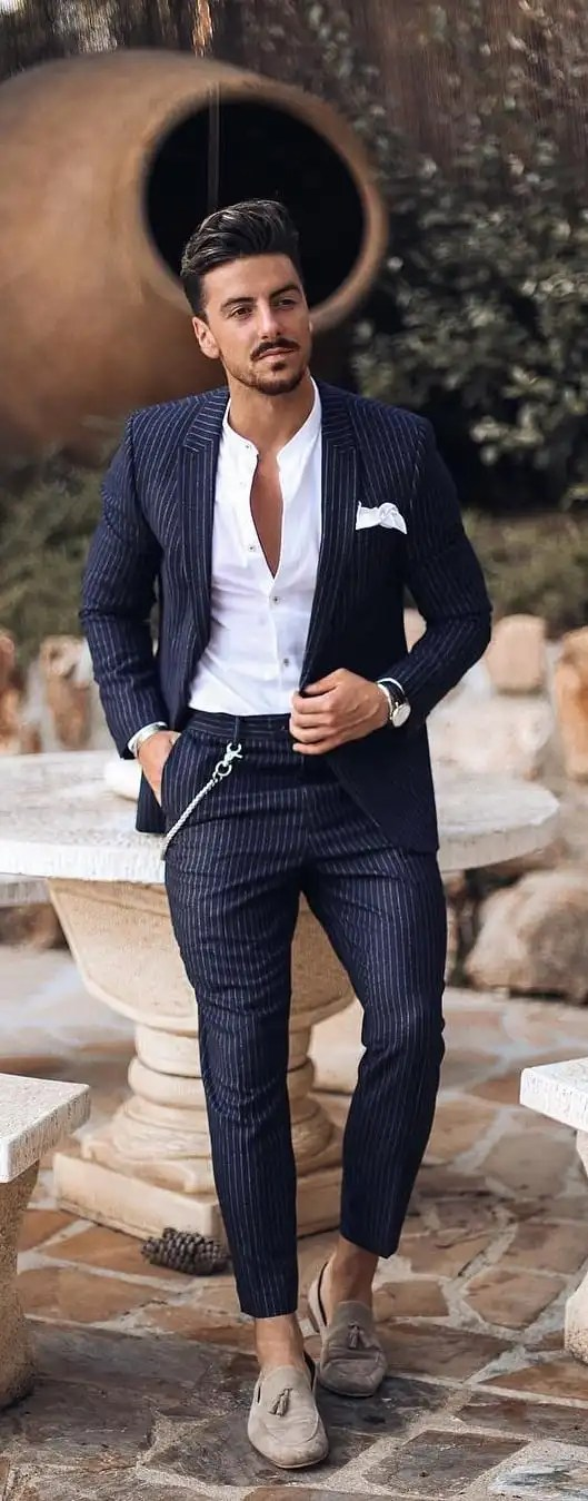 Stunning Summer Wedding Outfit Ideas For Men