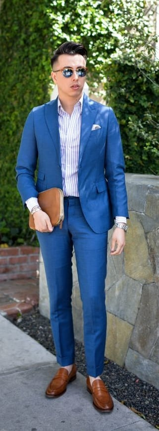 Summer Suits For Men To Style