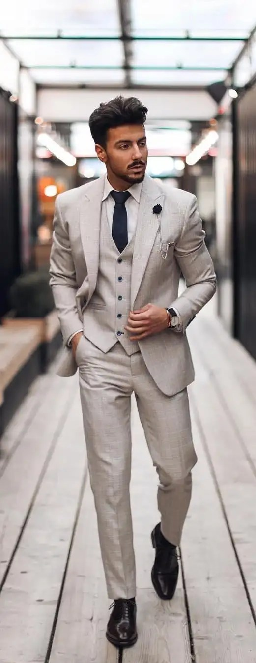 Summer Wedding Outfit Ideas For Men 2019