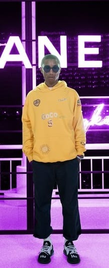 Pharrell Williams Looks To Steal ASAP