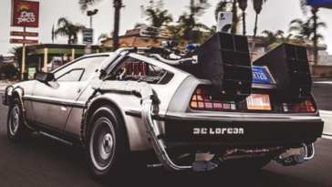 11 DeLorean Cars You Should Know About