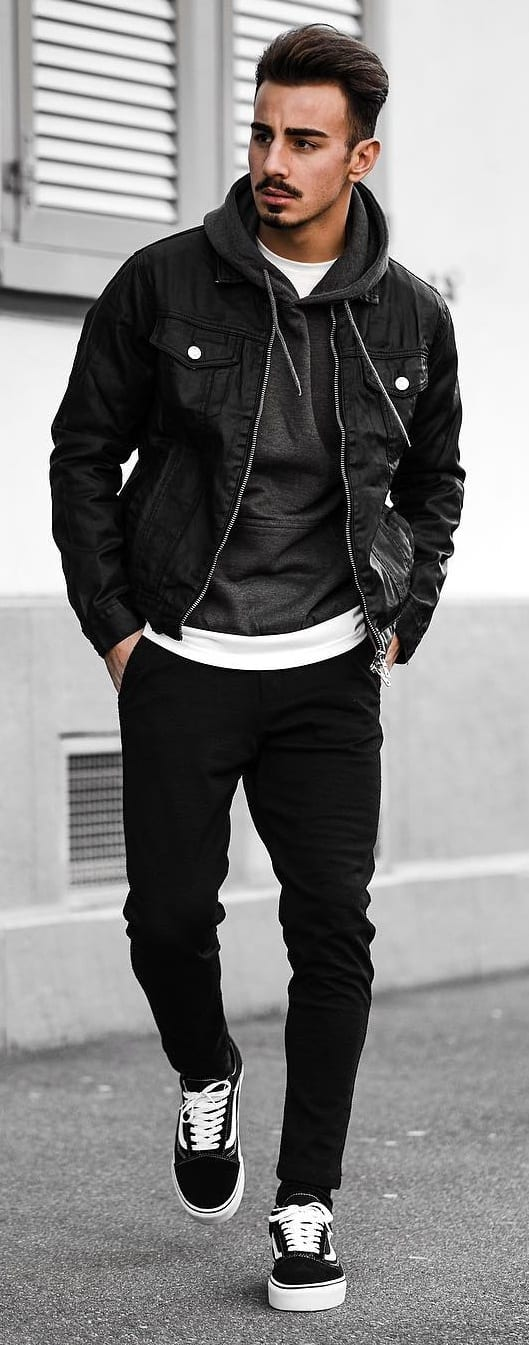 Amazing Biker Jackets For Men