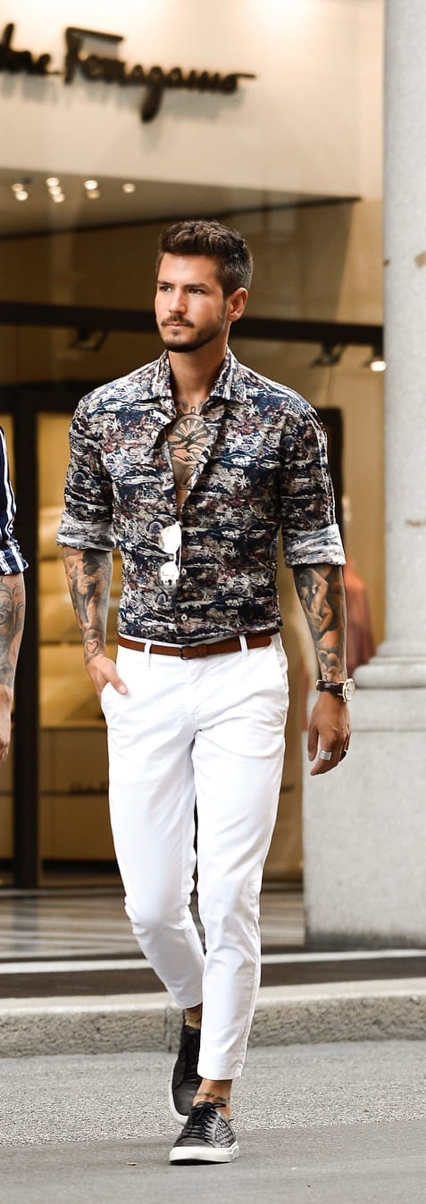 Best Hawaiian Shirt For Men