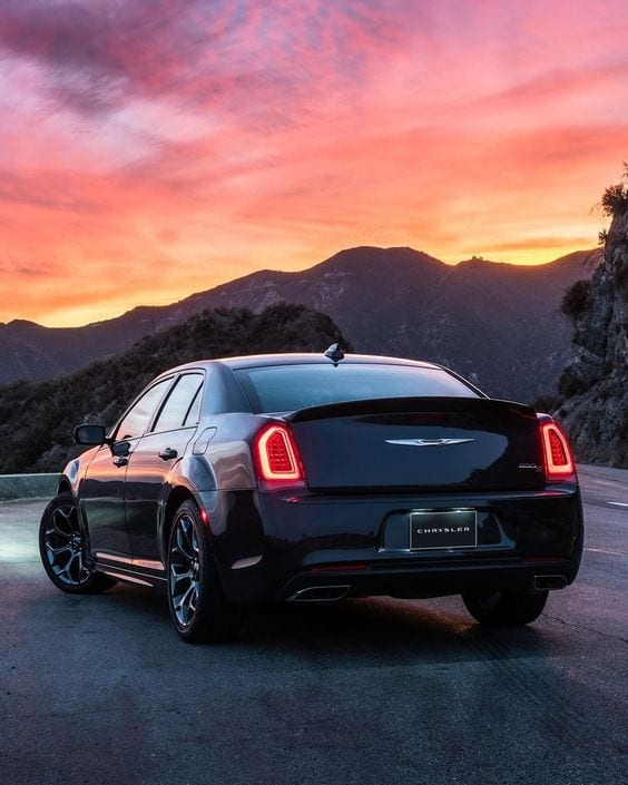 CHRYSLER SUNSET WALLPAPER ⋆ Best Fashion Blog For Men