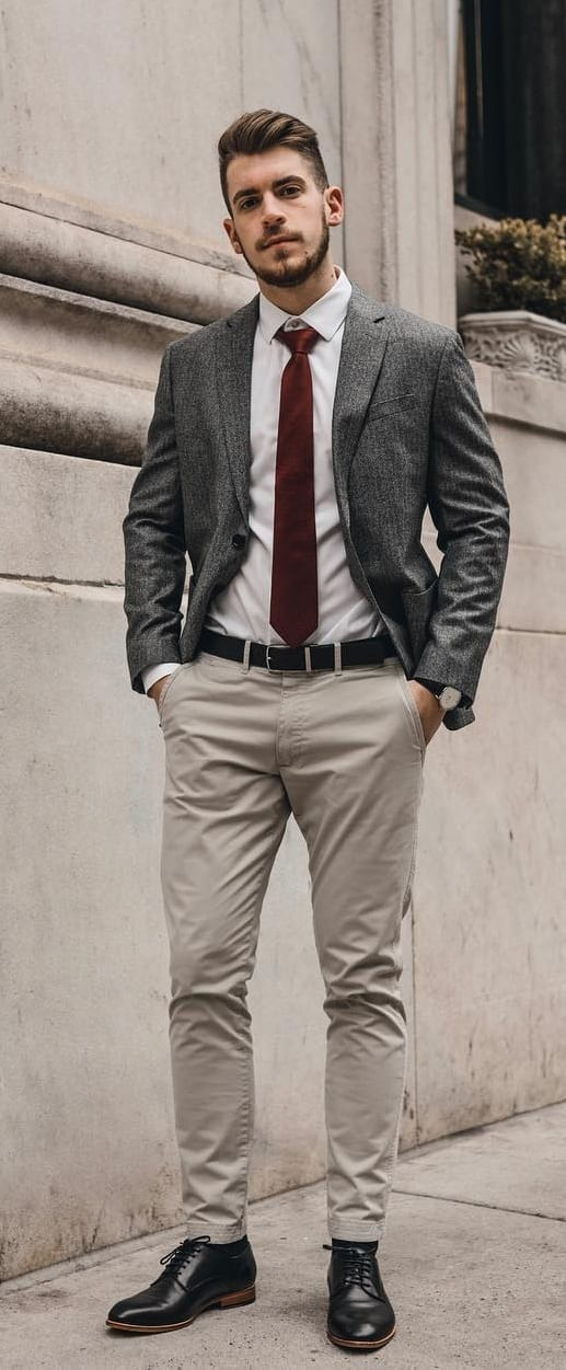 Classy Office Dressing For Men