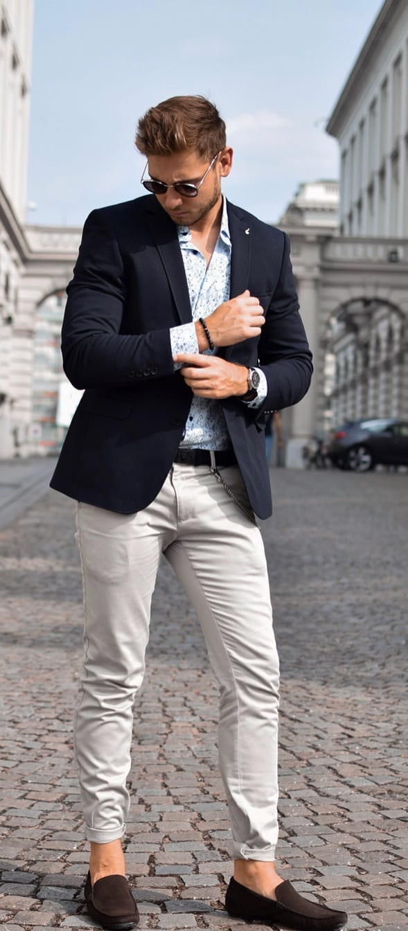 Classy Office Dressing Ideas For Men