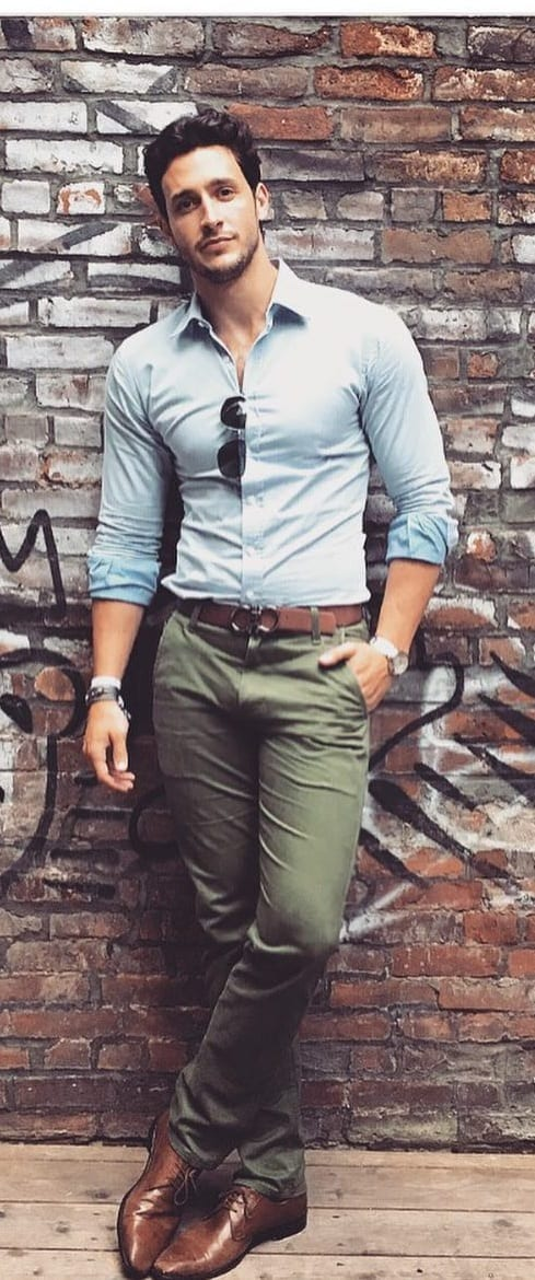 Cool Dr. Mike Outfit Ideas For Men