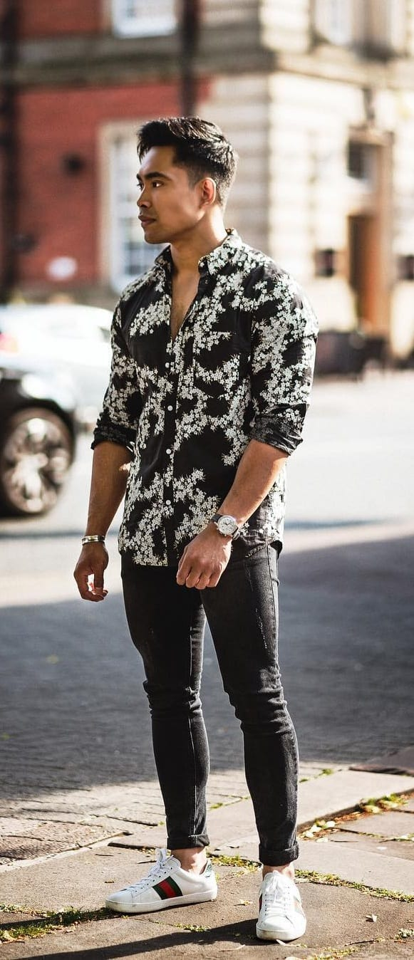 Cool Hawaiian Shirt For Men