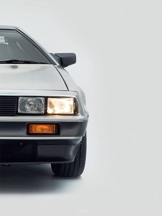 DeLorean Motor company wallpaper