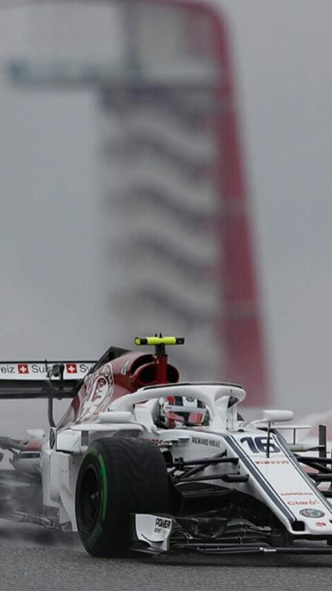 F1 CAR WHITE WALLPAPER