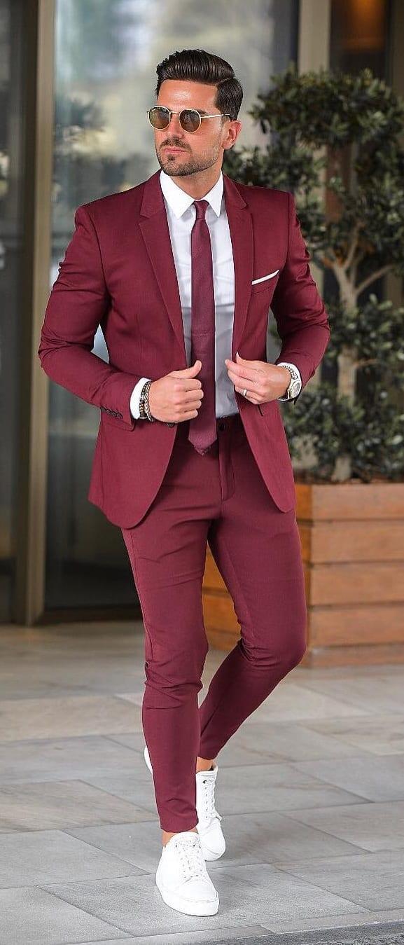 Formal Work Wear -Men's Fashion
