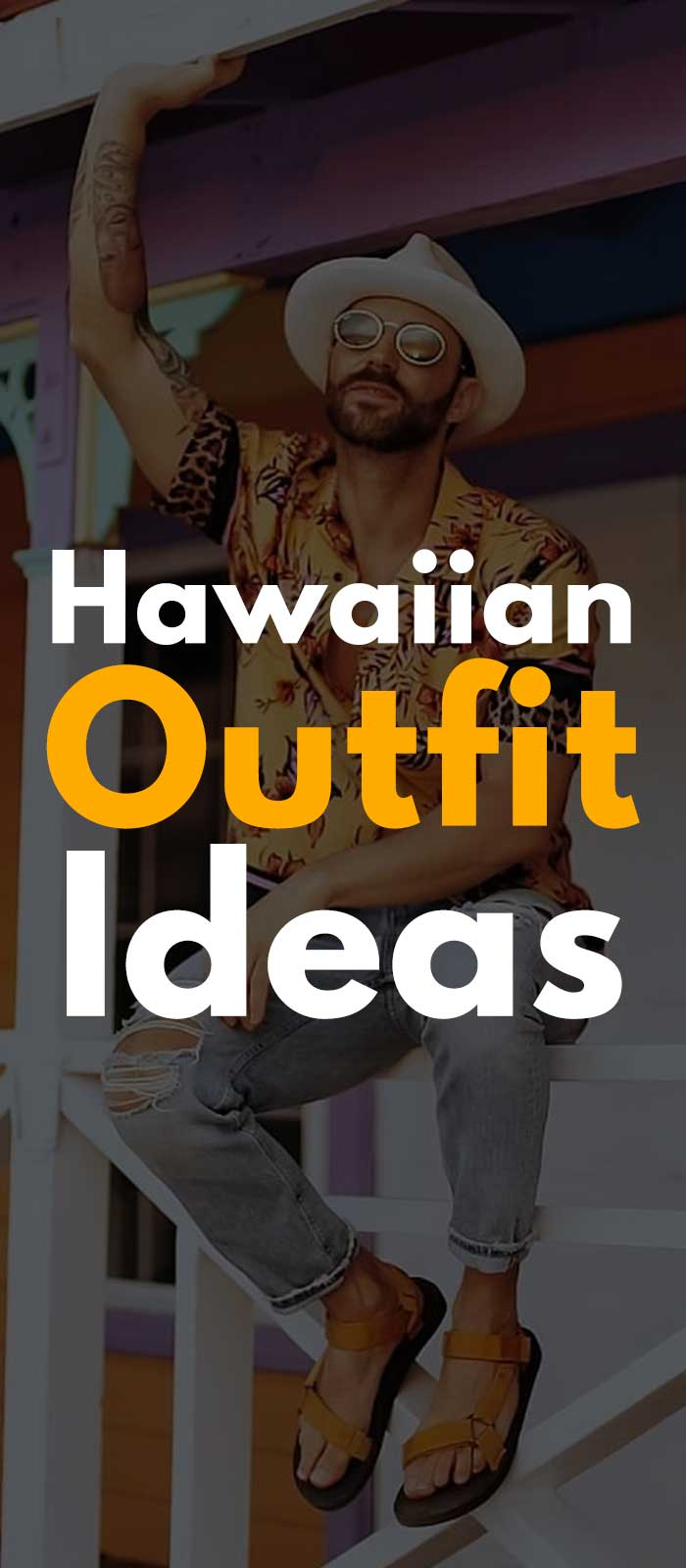 Hawaiian Outfit Ideas For Men