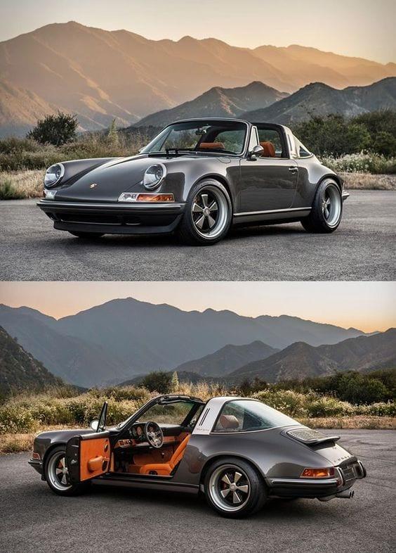 Porsche VINTAGE CAR WALLPAPER