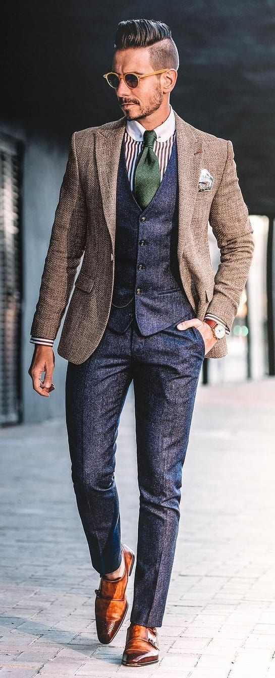 Stylish Suits For Men To Try