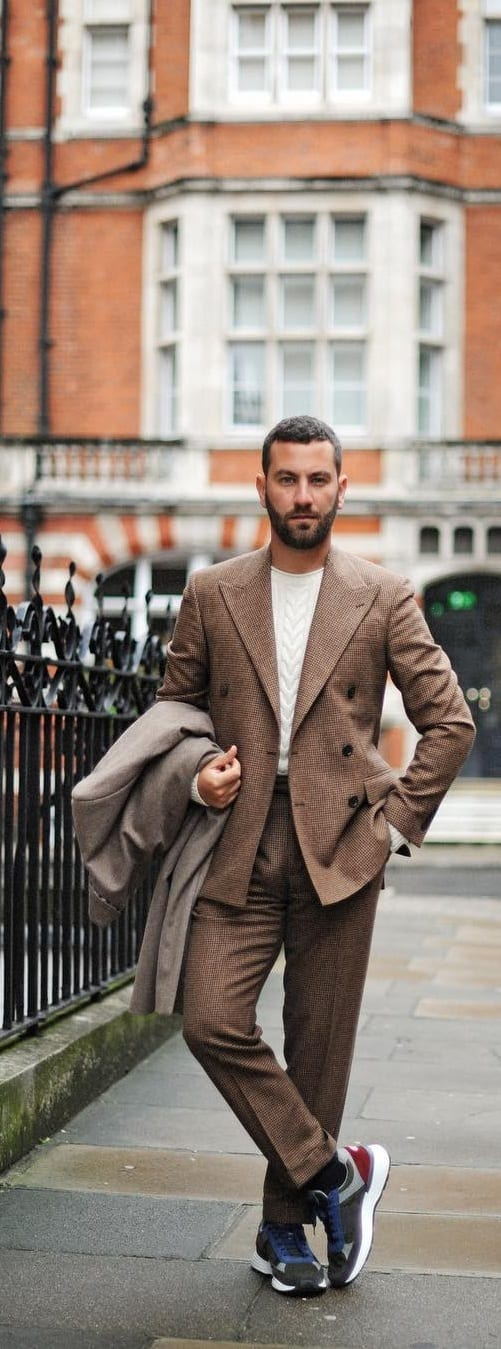 Suits For Men To Try
