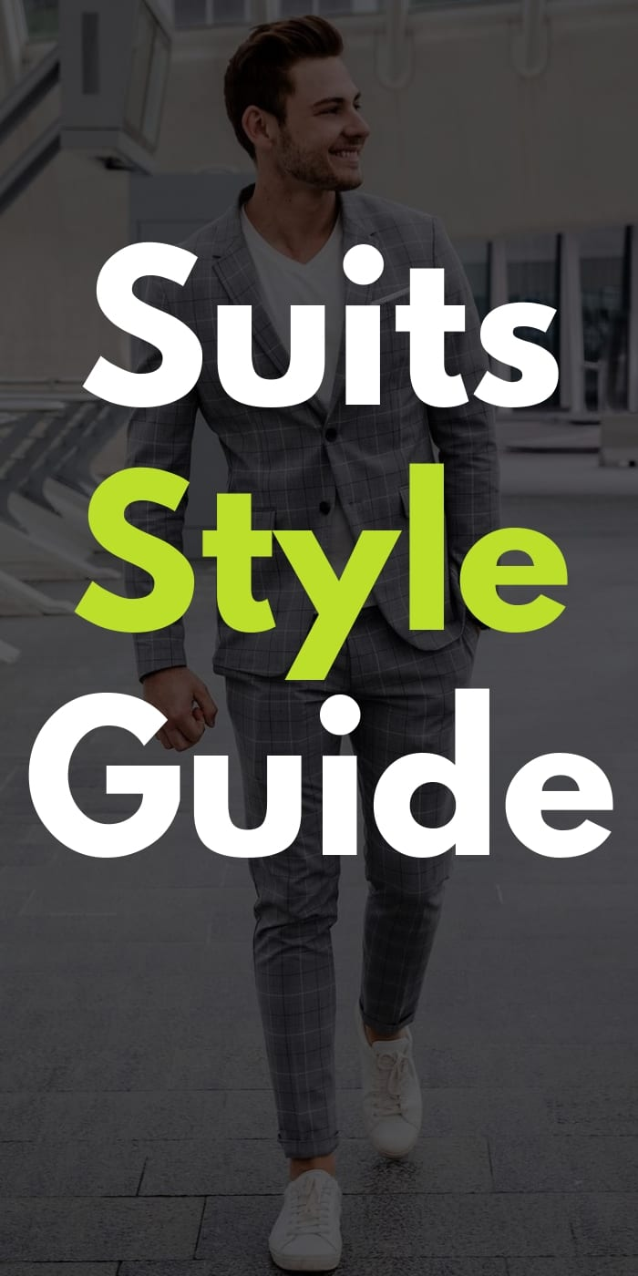 Suits Style Guide