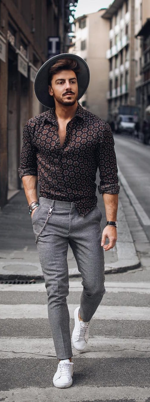 Summer Outfits For Men 2019
