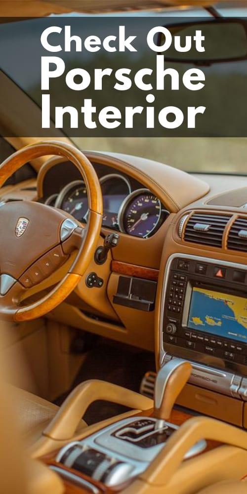 10 Best Porsche Interior To Check Out