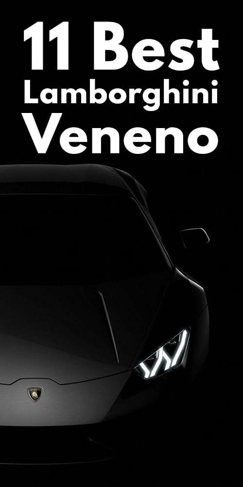 11 Best Lamborghini Veneno