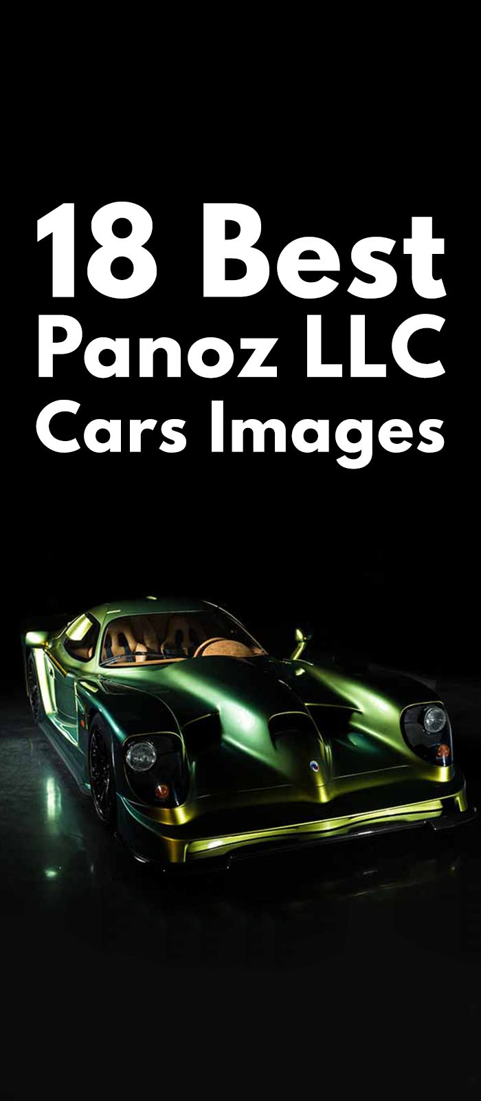 18 Best Latest Panoz LLC Cars Images!