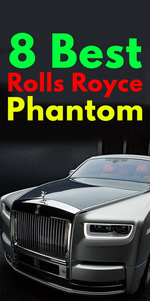 23 Best Rolls Royce Phantom For Him.